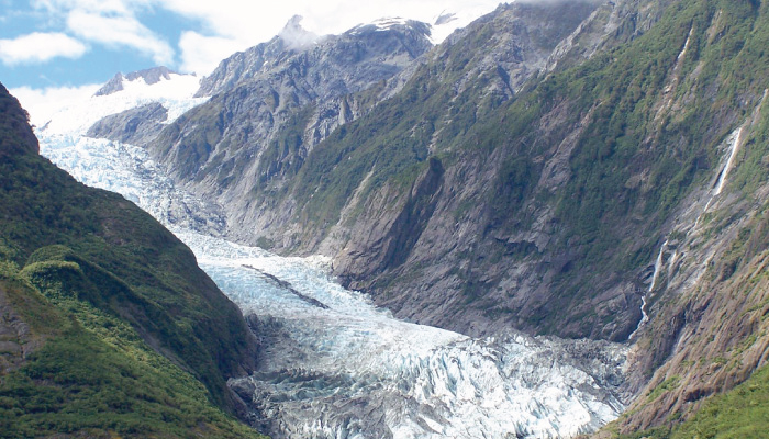 Franz Josef Glacier: the maori legend behind the glacier