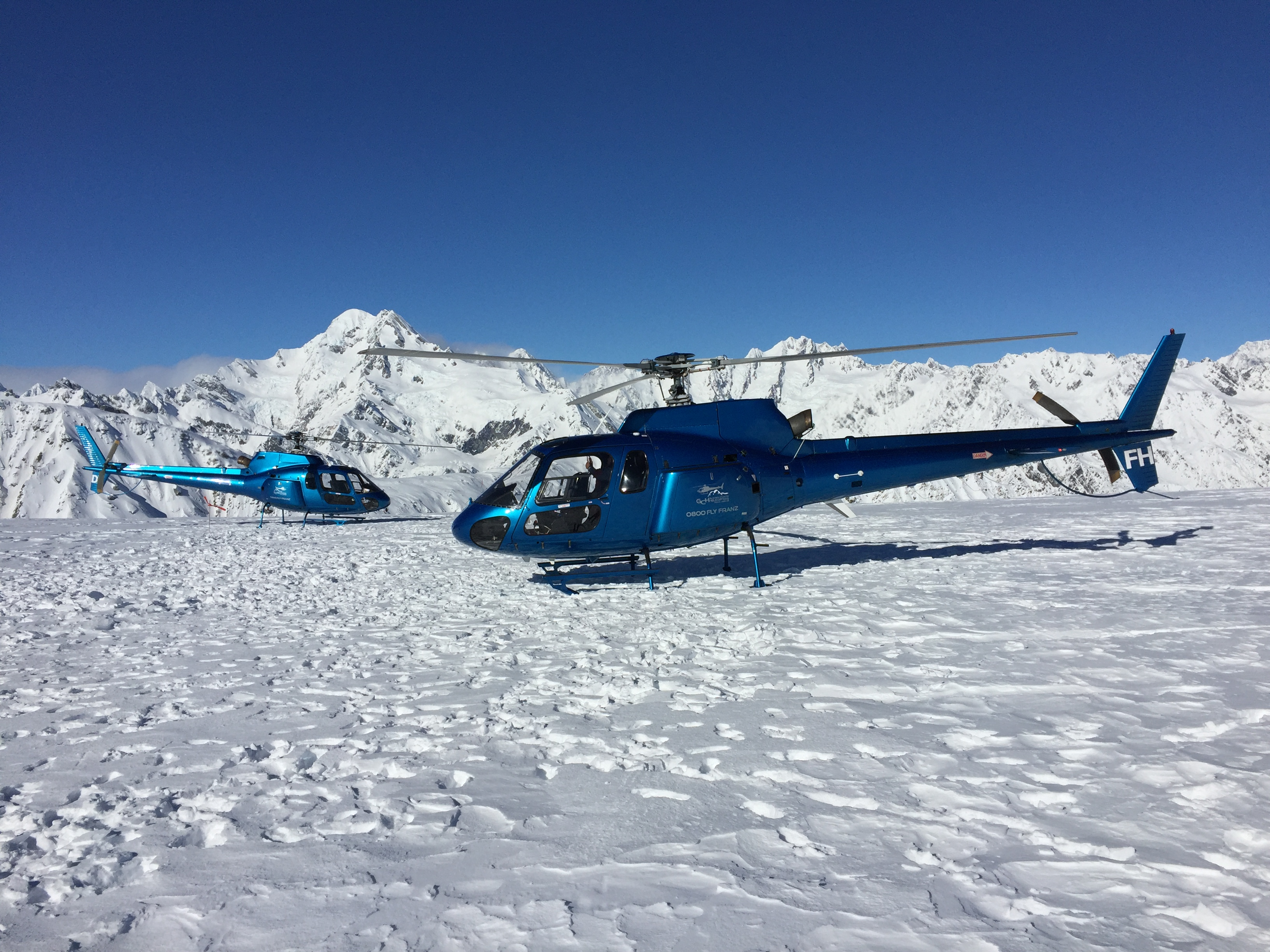 Welcome to glacier country helicopters ltd