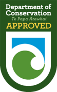 Department of Conservation Approved Badge